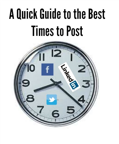 best times to post