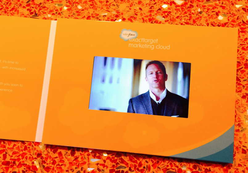 direct mail with video
